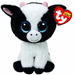 Peluches Ty Beanie Boos Butter Vaca Regular