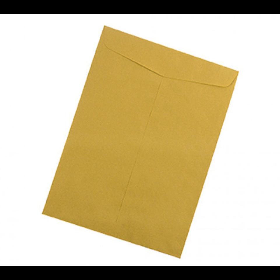 Sobre de manila carta especial