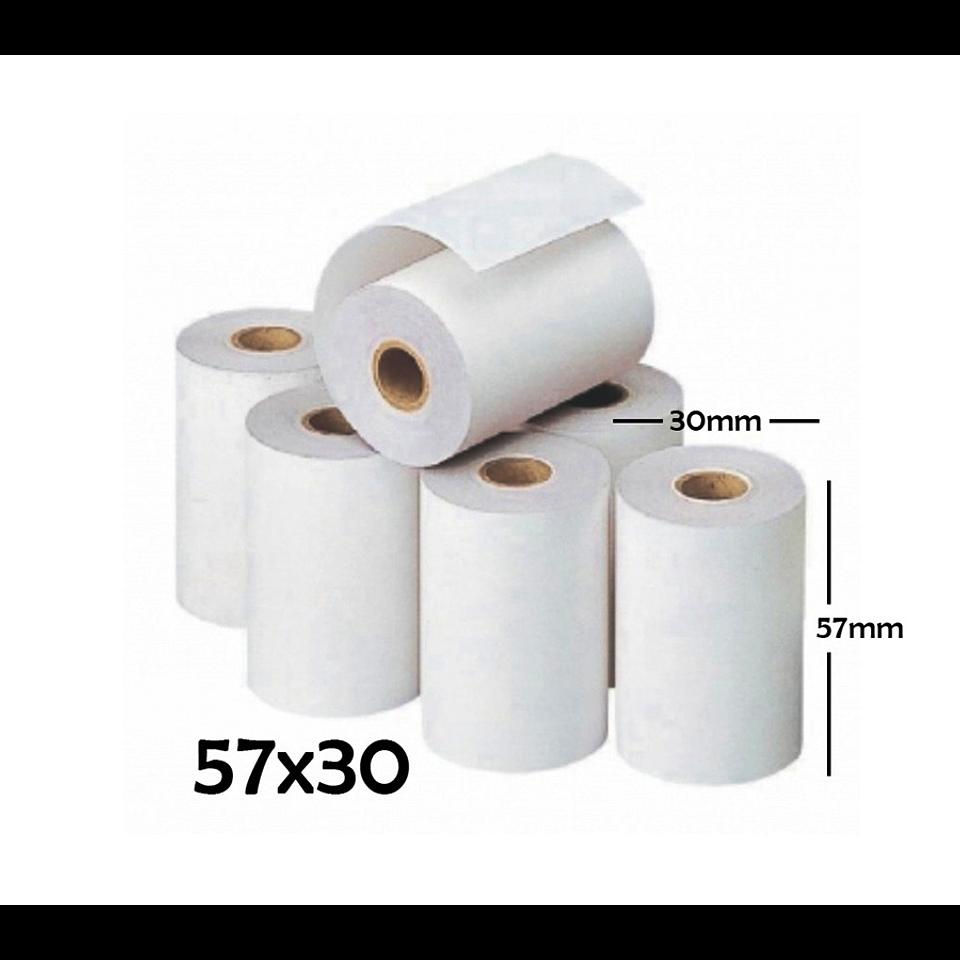 Rollo térmico 57x30
