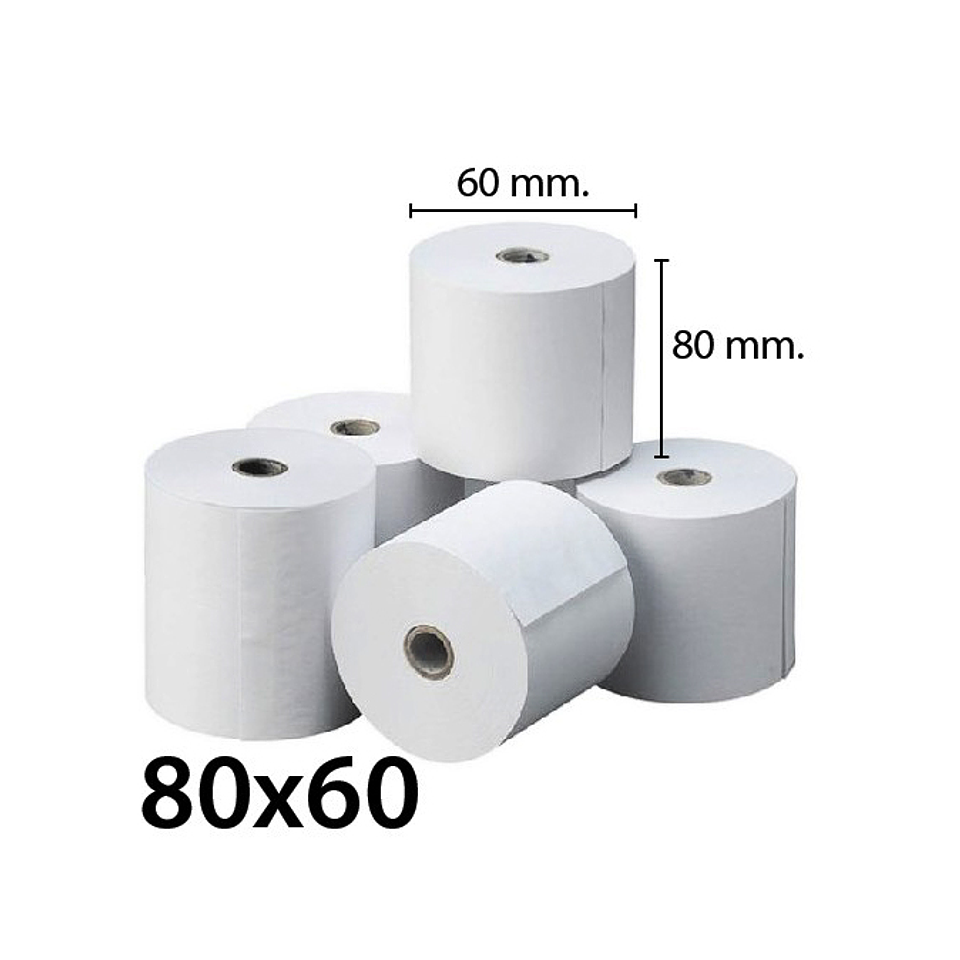 Rollo térmico 80x60