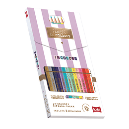 Colores Unipunta Incolors