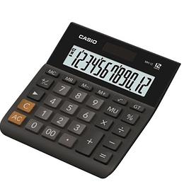 Calculadora Casio Serie Wide Black