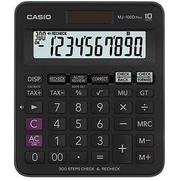 Calculadora de mesa Casio
