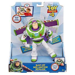 Toy Story Buzz Lightyear Vuelo Espacial