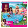 Barbie Alberca y Muñeca