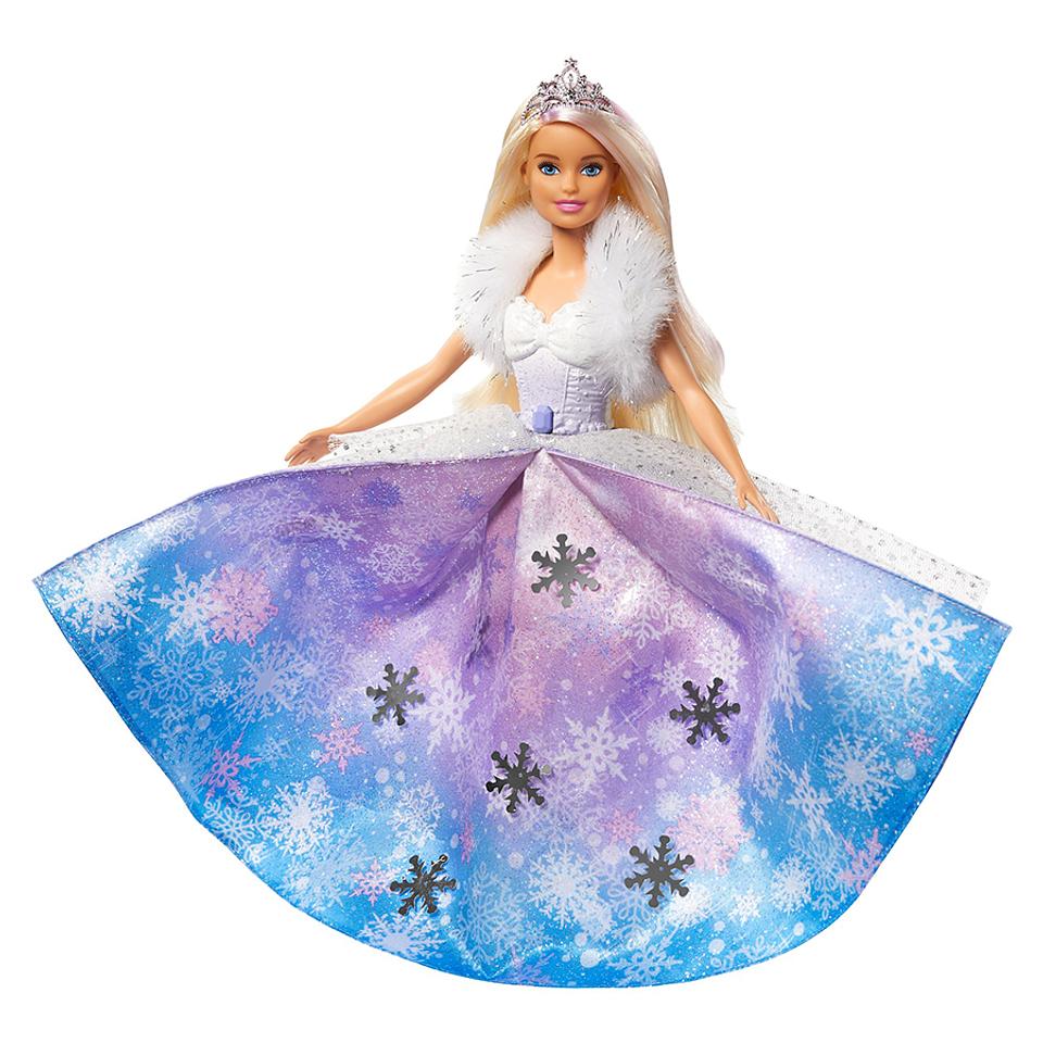 Barbie DreamTopia Muñeca Princesa de la Nieve