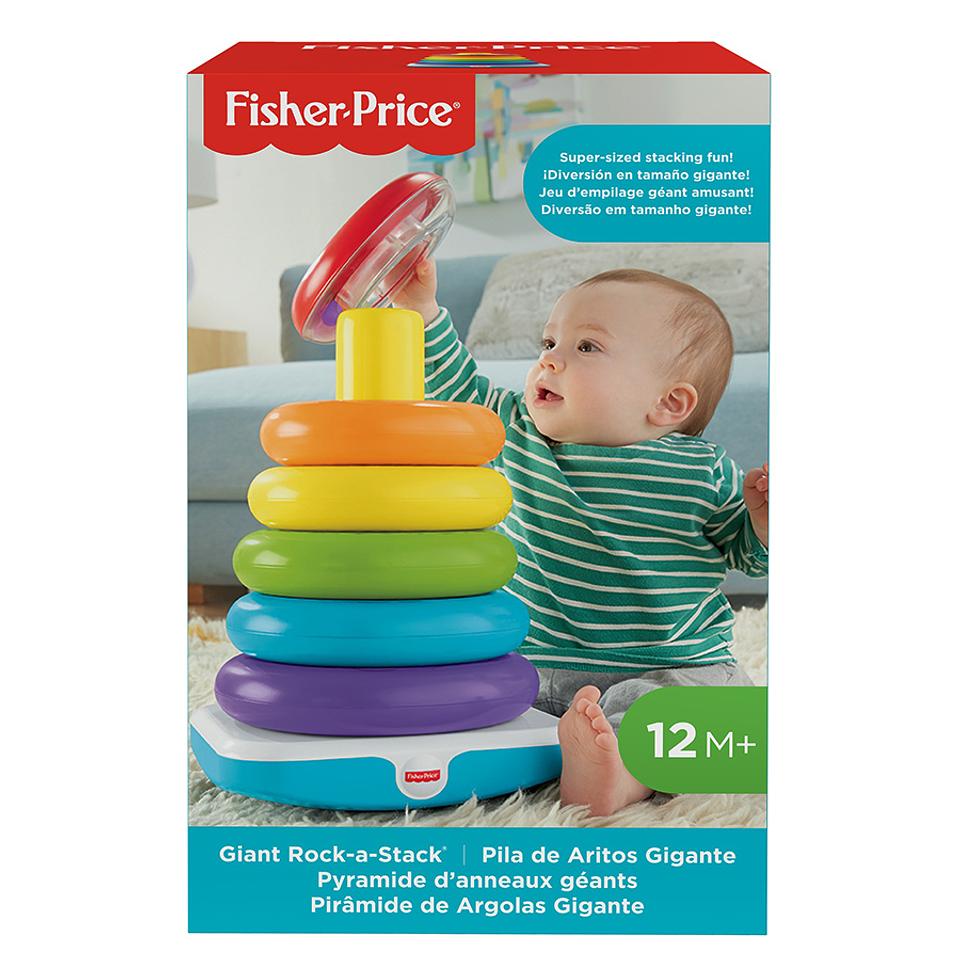Fisher Price Pila de Aritos Gigante