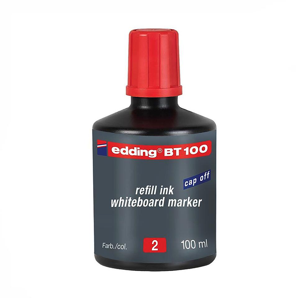 Tinta BT100 rojo