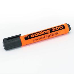 Resaltador 200 naranja