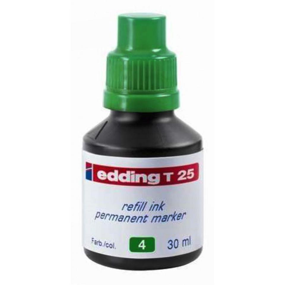 Tinta Edding permanente T-25