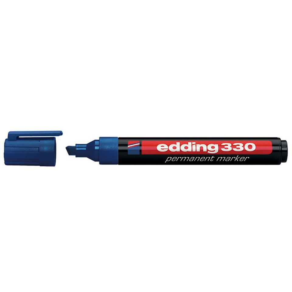 Marcador Edding permanente E330