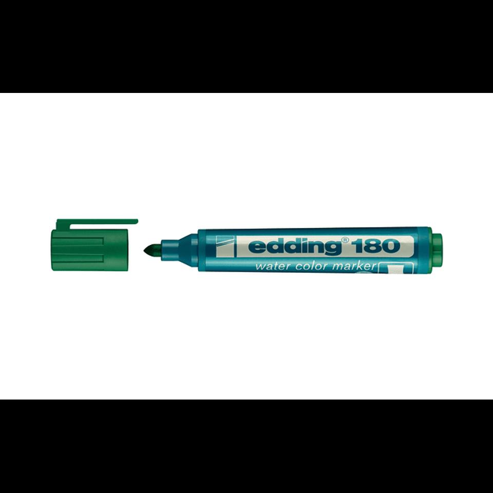 Marcador Edding permanente 180