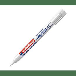 Marcador pastel pen 1500 blanco