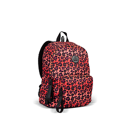 Morral Backpack Malibu 021 Warm Leopard