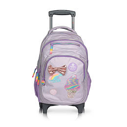 Morral con Ruedas Shuttle 097 Rainbow