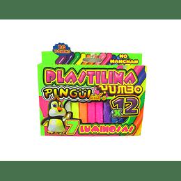 Plastilina Yumbo X 12 unidades