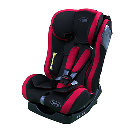 Silla para Auto Orbit Red