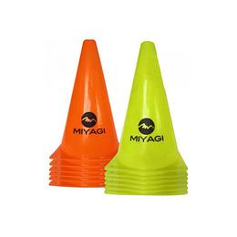 Cono plástico Miyagi 23cm X 1 Unidad