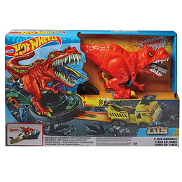 Hot Wheels T-Rex Demoledor