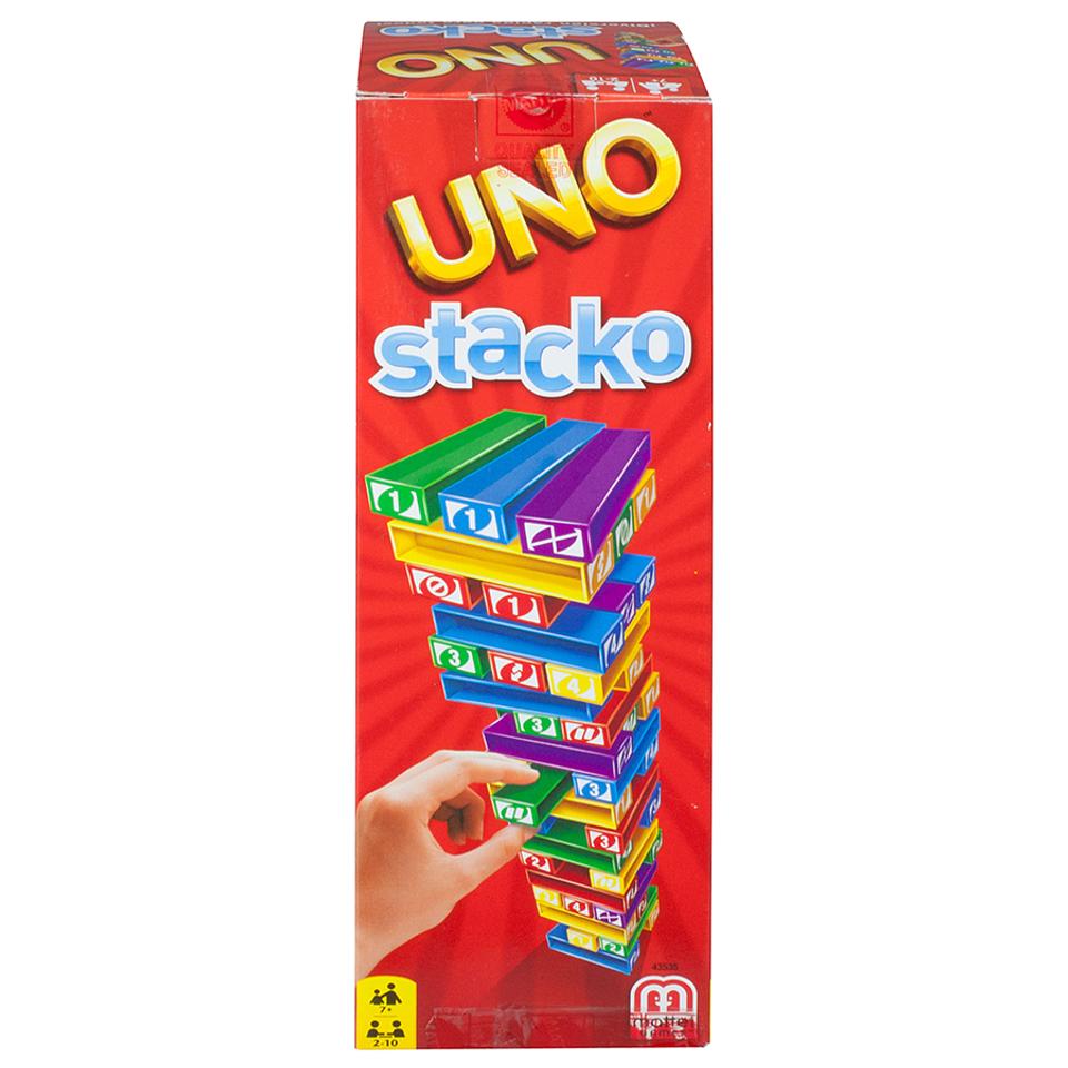Mattel Games Uno Stacko