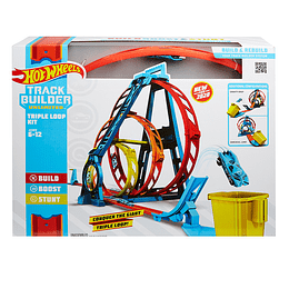 Hot Wheels Kit Triple Loop