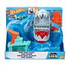 Hot Wheels Robo City tiburón