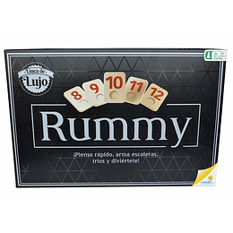 Rummy Edición de Lujo