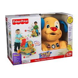 Fisher Price Perrito Camina Conmigo