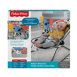 Fisher Price Silla Mecedora Descanso Relajante
