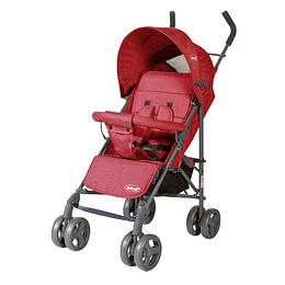 Coche paseador Buggy Red