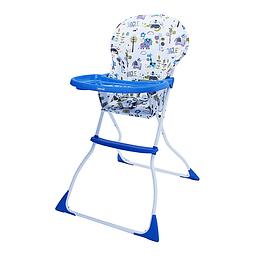 Silla Comedor Arti Jungla Azul