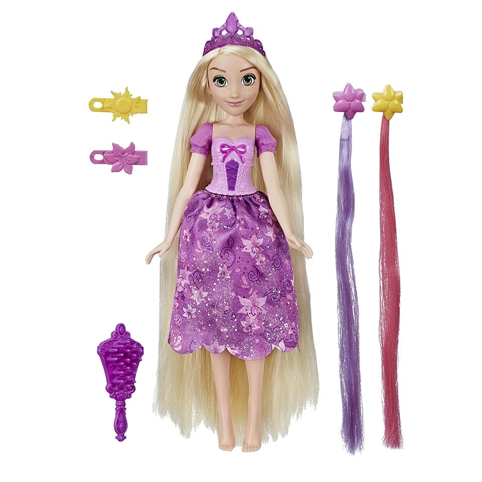 Princesas Juega Con El Pelo