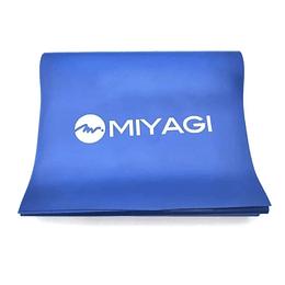Banda Plana En Látex Miyagi Azul