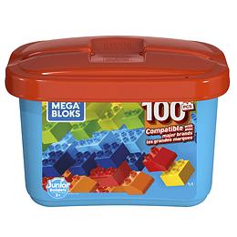 Mega Blocks Mega Caja De Contrucción Mini