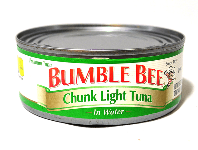 Bumble Tuna Water