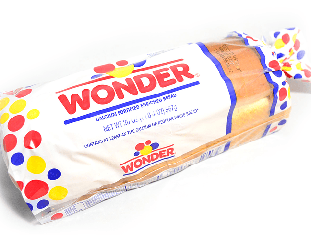 Wonder Bread Top Round
