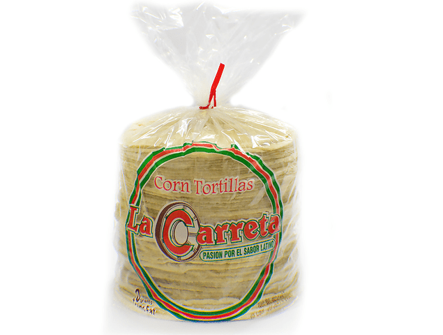 Corn Tortilla 5 Lbs