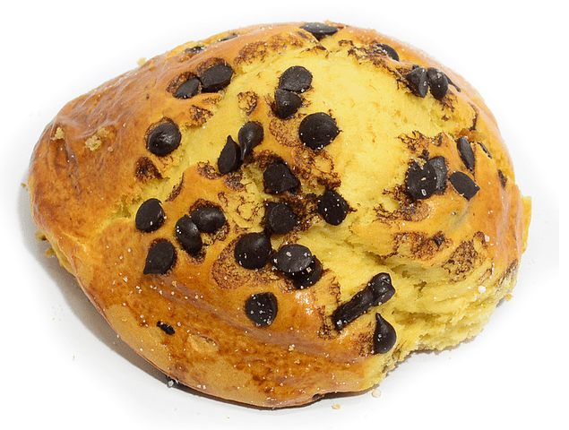 Guayaba Chocolate Chip Bread