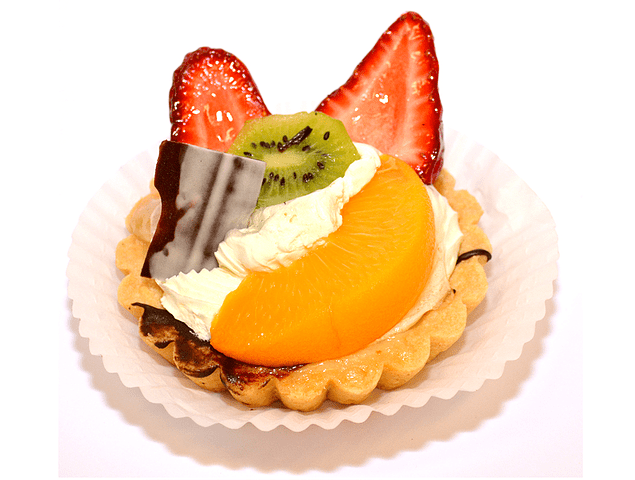 Fruit Tart 4""