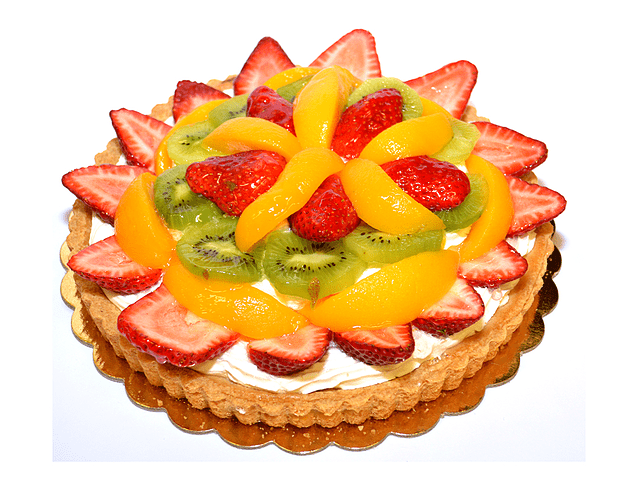 Fruit Tart 9""