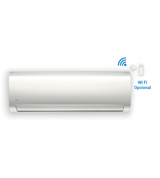 Split Muro On-Off cap. 9000 BTU Midea