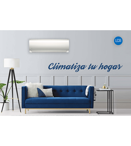 Instalación  9.000 BTU On-Off Split Muro