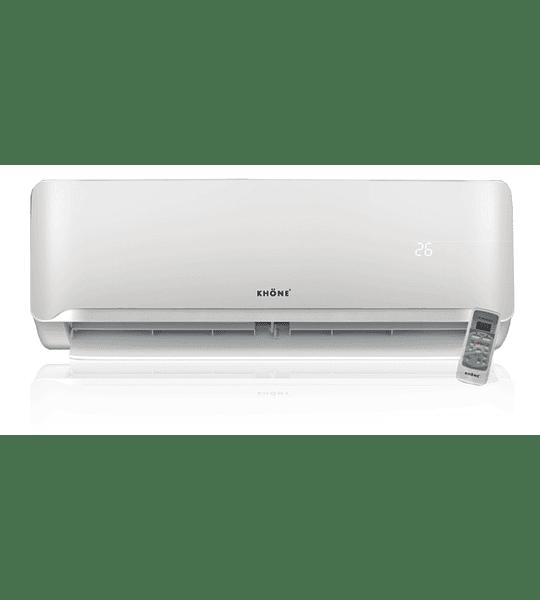 Split Muro Inverter cap. 12000 BTU Khone