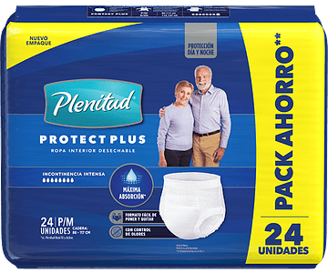 Plenitud Protect Plus P/M 24un
