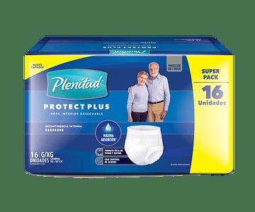 Plenitud Protect Plus G/XG 16un