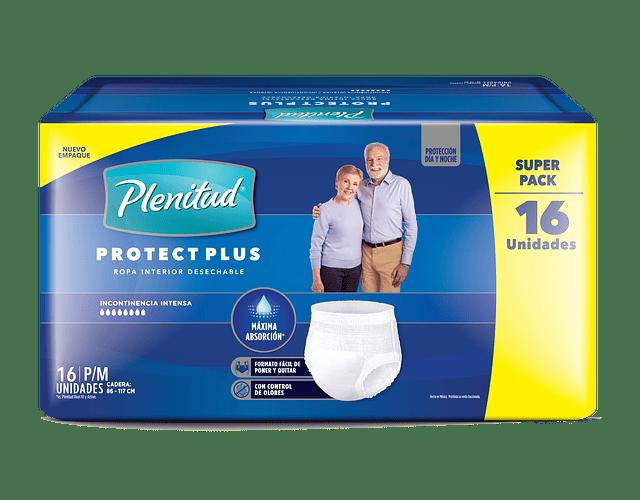Plenitud Protect Plus P/M 16un