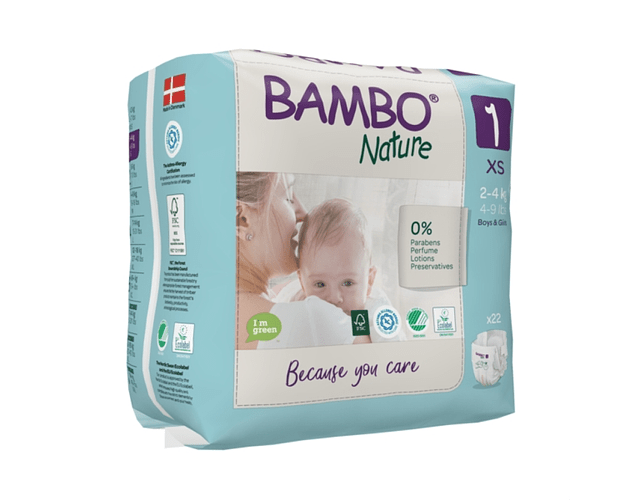 Bambo Nature Eco-Friendly   1
