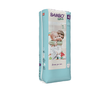 Bambo Nature Eco-Friendly   4 ( Paq. Alto)