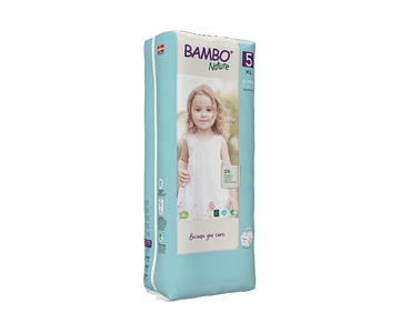 Bambo Nature Eco-Friendly   5 ( Paq. Alto)