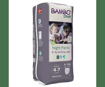 Bambo Dreamy Niña 4-7 años, 15-35 kg